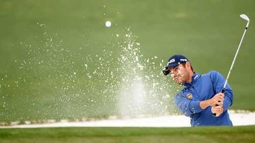 World number 12 Louis Oosthuizen won't be going to Brazil