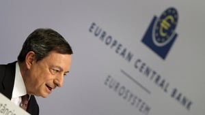 With the euro zone economy now growing for the 17th straight quarter the ECB is expected to wind down its stimulus efforts, starting next year