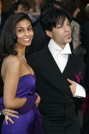 Prince with ex-wife Manuela Testoliniv