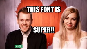 How well do you know font?