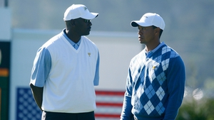 Michael Jordan is not optimistic that Woods can scale the heights again when he comes back