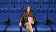 Jenny backs Odeon charity Aware campaign