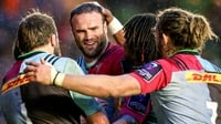 Marler back in trouble as Harlequins reach final