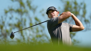 Brendan Steele continues to lead at the Texas Open