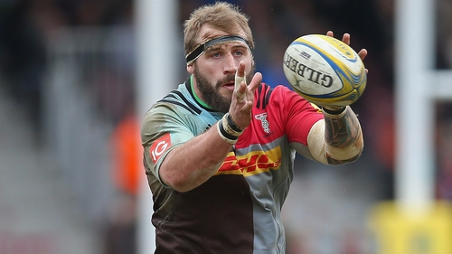 Joe Marler has come out of international retirement
