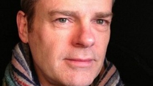 Best-selling novelist Mark Haddon: new stories due May 5