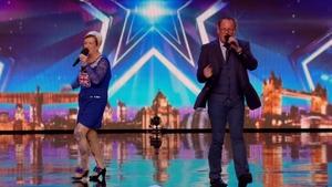 Belfast couple impress on Britain's Got Talent