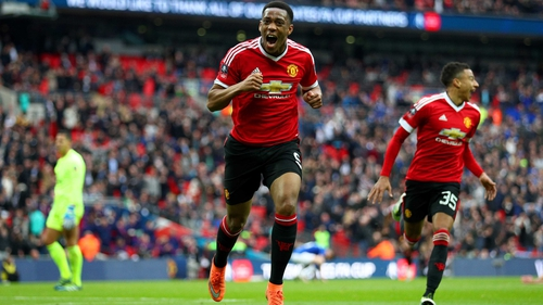 Anthony Martial is frustrated with his role at Old Trafford