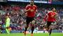 Martial strikes late to break Everton hearts