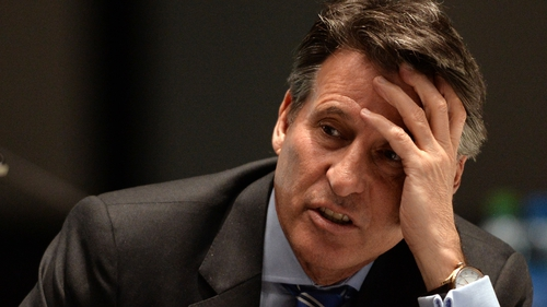 Sebastien Coe: 'We are clear: if they do not meet the criteria, Russia will not be in Rio.'