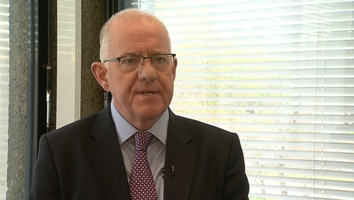 Charlie Flanagan met with John Kerry in Tipperary