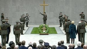 The events at Arbour Hill were the centrepiece of the State commemorations