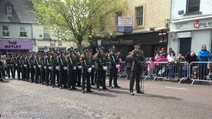 Events took place around the country, including in Sligo (Pic: Patricia McHugh)