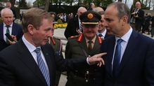Probably neither Enda Kenny nor Micheál Martin would relish another general election right now
