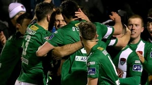 Cork City will hope to close the gap on Dundalk this weekend