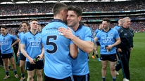 Jarlath Burns and Ciáran Whelan discuss the strength of the current Dublin team