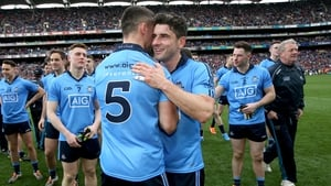 Bernard Brogan and James McCarthy are among thise back in the Dublin XV