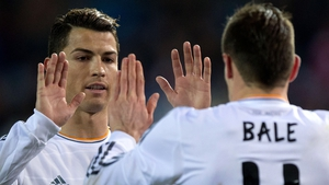 Ronaldo and Bale are Real Madrid's two most expensive signings