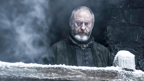 Liam Cunningham as Ser Davos Seaworth