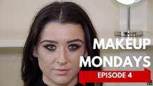 Makeup Mondays Episode 4 - Dark Smokey Eye with a Pop of Colour