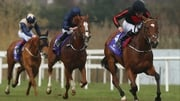 Jet Setting made all of the running in last month's Guineas Trial at Leopardstown