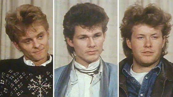 Pop Group a-ha