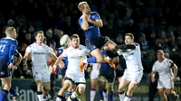 Dempsey relishing 'huge' derby clash with Ulster