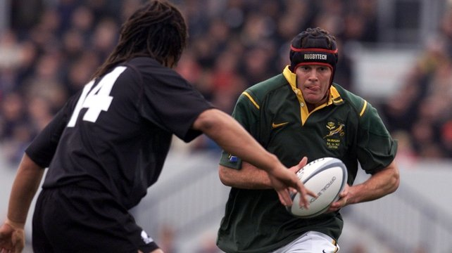 Confirmed: Johan 'Rassie' Erasmus is the new Munster Director of Rugby