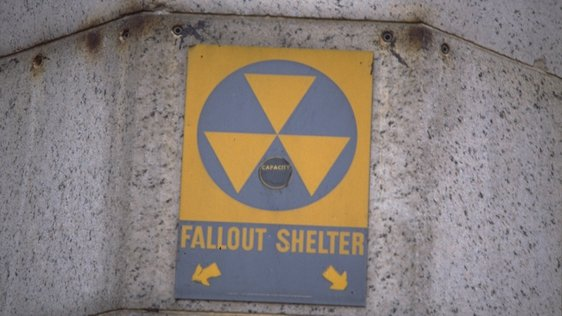 Donegal Disco Doubles As Nuclear Bunker