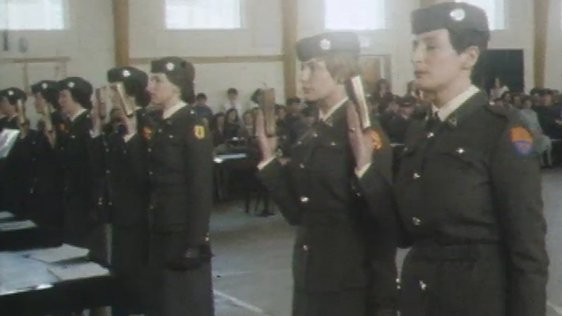 Women in the Army