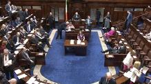 Dáil debate on mental health services