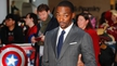 Anthony Mackie says Irish women 'stop you in your tracks'