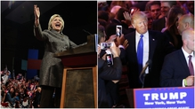 There were overwhelming victories for frontrunners last night