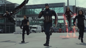 Captain America: Civil War has been one of Disney Studio's biggest hits so far this year - making $1.1bn at the box office