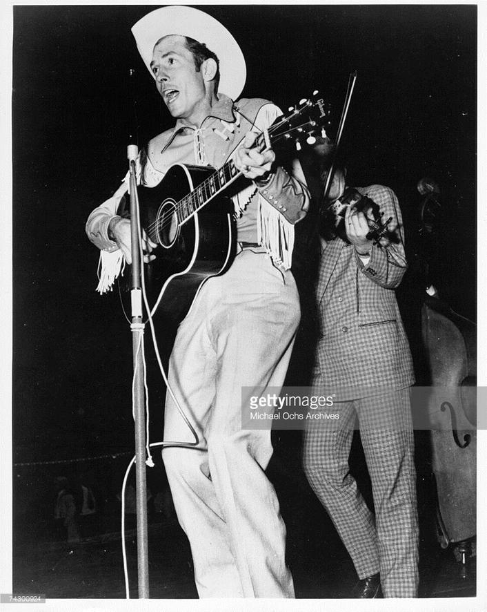 A profile of Hank Williams