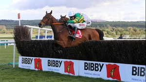 Carlingford Lough won the fifth Grade One of his race on Wednesday