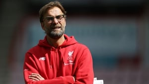 Klopp has committed to the club until 2022