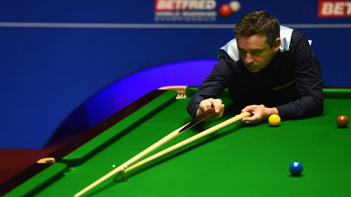 Alan McManus is in the semi-finals for the first time in 23 years