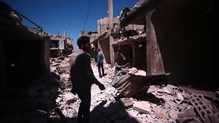 In the past 48 hours an average of one Syrian civilian was killed every 25 minutes