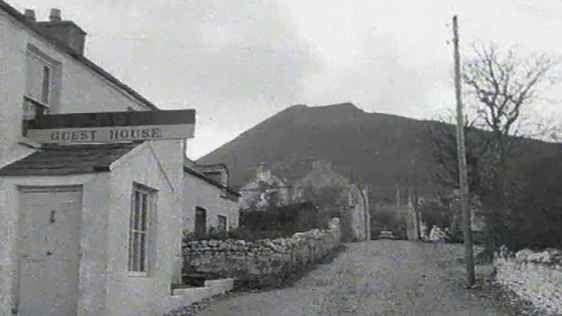 Guesthouse on Achill Island, 1966