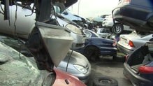 It is legal to import a previously crashed car and register it for road use even if it has been written-off elsewhere