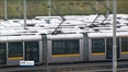 One News Web: Luas drivers stage one-day strike