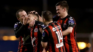Bohs will look to take the reigning champions Dundalk's scalp