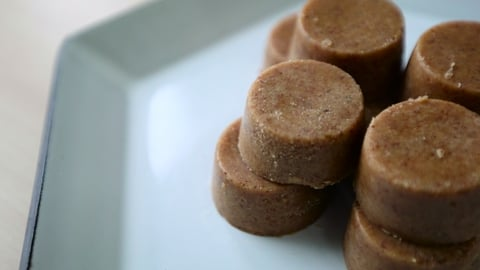 Almond Butter Melts | Roz Purcell