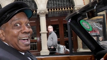 Ernest Perry Jr. stars in the Irish stage premiere of Driving Miss Daisy