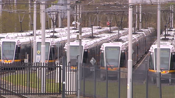 Luas passengers face another day of strikes