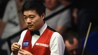 Ding takes control of Crucible semi-final