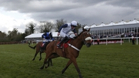 One Track Mind takes Stayers Hurdle prize