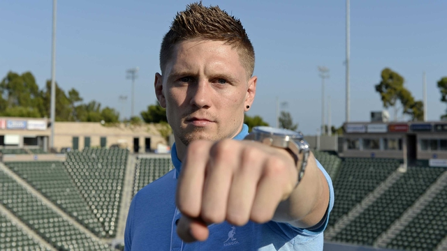 Quigley on mission to be the 'best in the world'
