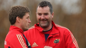 Ronan O'Gara hopes there is a place for Anthony Foley in the new Munster set-up